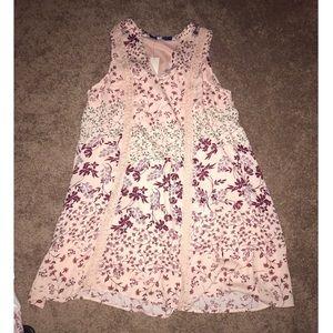 Francesca's Floral Dress!!